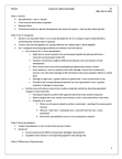 PSYC14H3 Lecture Notes - Masculinity, Factor Analysis, Individuation