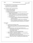 PSYC14H3 Lecture Notes - Elizabethan Era, Trait Theory, Fishmans