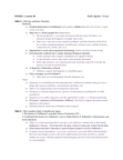PSYB32H3 Lecture Notes - Lecture 10: Intellectual Disability, Multiple Sclerosis, Reminiscence Therapy