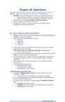 BIOLOGY 1M03 Chapter Notes - Chapter 26: Mitosis, Reproductive Isolation, Meiosis