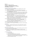 PHI 101 Lecture Notes - Logical Form, Independent Clause, Modus Tollens