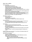 POLC73H3 Lecture Notes - Lecture 2: Natural And Legal Rights, Aristocracy, Precedent