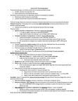 BIOL370 Lecture Notes - Lecture 13: Thermal Energy, Poikilotherm, Homeothermy