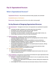 BUS 272 Chapter Notes - Chapter 13: Departmentalization, Job Satisfaction, Decision-Making