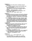 MATH 2565 Lecture Notes - Quartile, Standard Deviation, Box Plot