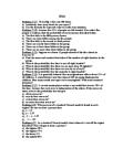 MATH 2565 Lecture Notes - Fair Coin, Standard Deviation, Near-Sightedness