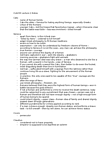 CLA233H1 Lecture Notes - Ancient Greek Philosophy