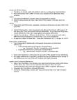 PSYC 2F23 Lecture Notes - Femininity, Masculinity