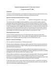 Biology 2601A/B Lecture Notes - Allometry, Sarcomere, Myocyte