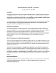 Biology 2601A/B Lecture Notes - Testicle, Heterothermy, Ectotherm