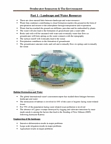 Freshwater Resources & The Environment Part 1