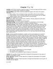 CHMB20H3 Lecture Notes - Calorie, Isolated System, Potential Energy