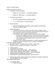 SOCC31H3 Lecture Notes - Attachment In Adults, Attachment Theory