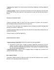BIOC31H3 Lecture Notes - Cognitive Behavioral Therapy, Cognitive Therapy, Cognitive Restructuring