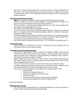 BIOC31H3 Lecture Notes - Reuptake, Tranylcypromine, Treatment-Resistant Depression