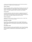 COMMERCE 1B03 Lecture Notes - Corporate Social Responsibility