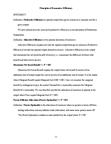 CBUS 001 Lecture Notes - Externality, Marginal Cost, Pareto Efficiency