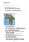 POLS 375 Lecture Notes - Peter Mackay, Tuareg People, Mcdonnell Douglas Cf-18 Hornet