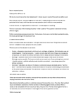 POL114H5 Lecture Notes - Environmentalism, David Eastman, Paradime