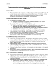 ANTC68H3 Chapter Notes -Mass Media, Drug Resistance, Trematode Life Cycle Stages