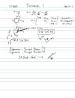 CIV ENG 3B03 - Tutorial 1