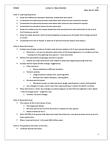 EESA05 - Environmental Hazards - Lec 11 : Mass Extinction (near-verbatim)