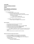 Anthropology 1020E Lecture Notes - Dna Replication, Guanine, Cytosine