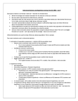 PSY100H1 Study Guide - Midterm Guide: General Idea, Effect Size, Level Of Measurement
