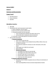 Anthropology 1020E Lecture Notes - Reproductive Isolation, Microevolution, Punctuated Equilibrium