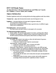 ENV 319 Chapter Notes - Chapter 1: Reasonable Person