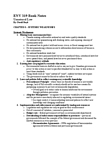 ENV 319 Lecture Notes - Precautionary Principle, Adaptive Management