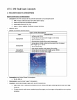 ATOC 181 Study Guide - Final Guide: Ice Pellets, Centrifugal Force, Funnel Cloud