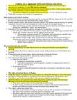 BIOL 107 Lecture Notes - Advantageous, Pleiotropy, Dna Mismatch Repair