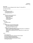 SOC 232 Lecture Notes - Factor Analysis, Thermostat, Absenteeism