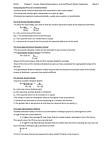 EC223 Chapter Notes - Chapter 7: Arbitrage, Dividend Discount Model, Efficient-Market Hypothesis