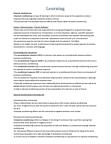 PS102 Study Guide - Midterm Guide: Monosaccharide, Robert Sternberg, Brainstem