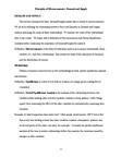 BU472 Lecture Notes - Opportunity Cost, Ceteris Paribus, Demand Curve
