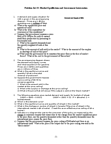 BU472 Chapter Notes - Chapter 4: Price Ceiling, Price Floor, Economic Equilibrium
