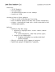 SOCA01H3 Lecture Notes - Lecture 12: Imagined Community
