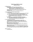BIOLOGY 2C03 Lecture Notes - Voltage Clamp, Axon Hillock, Spacetime