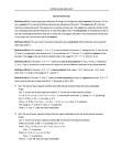 MAT246H1 Lecture Notes - Surjective Function, Natural Number, Bijection