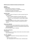 BIO342H5 Lecture Notes - Heritability, Phagocytosis, Richard Lenski