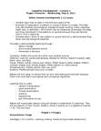 PSY312H5 Lecture Notes - Cognitive Development, 18 Months, Habituation
