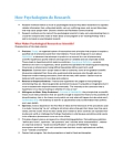 PS101 Chapter Notes - Chapter 2: Operational Definition, Descriptive Statistics, Swedish Grammar