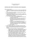 SOC366H1 Lecture Notes - Human Capital, Social Capital, Essentialism