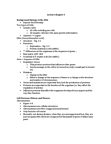 ANT101H5 Lecture Notes - Probability Distribution, Punnett Square, Cell Nucleus