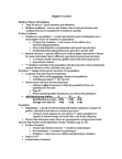 ANT101H5 Lecture Notes - Allele Frequency, Zoonosis, Probability Distribution