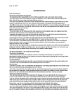 History 2501E Lecture Notes - Religion In Africa, Secular Clergy, Missionary Church