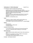 ANTH 227 Lecture Notes - Soteriology, Medical Anthropology