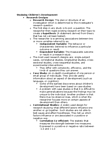 PSYB21H3 Lecture Notes - Lecture 2: Longitudinal Study, Random Assignment